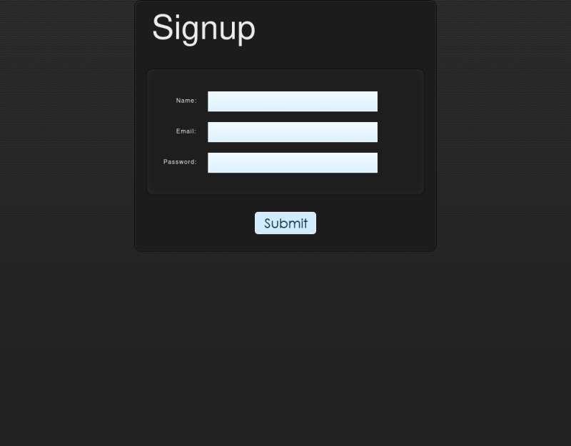 jquery表单提交制作碳纤维注册表单验证