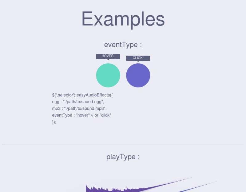 html5点击播放音乐试听按钮动画特效