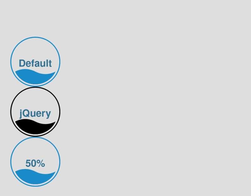 html5 canvas绘制圆形水波纹文字气泡特效