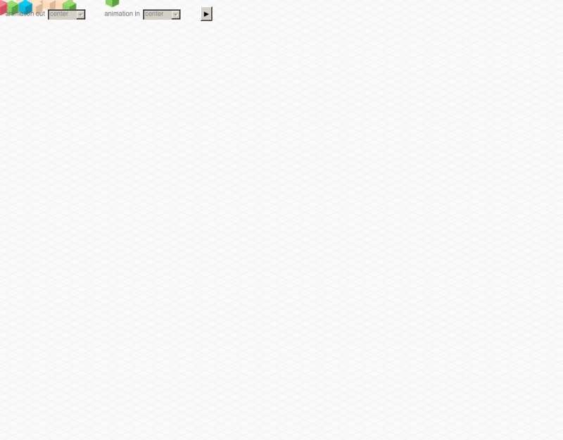 html5积木搭建房子动画特效
