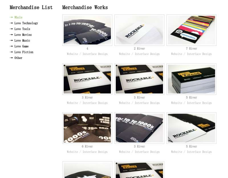 jquery图片筛选器点击选项卡标签图片筛选排列效果