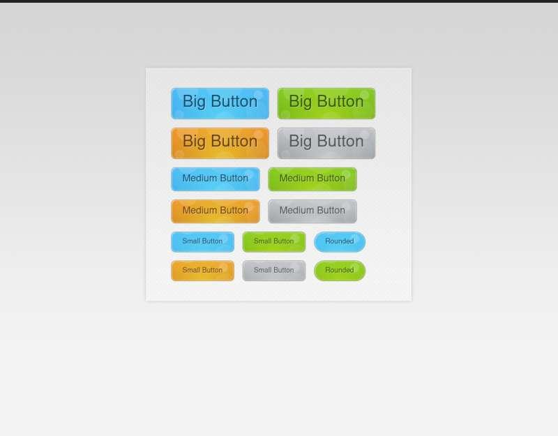 css3 按钮制作A标签属性hover css3带冒泡动画按钮
