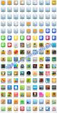 900多个精美的android手机开发app图标素材下载