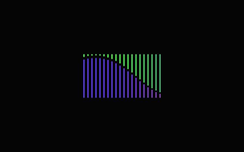 纯css3正弦波浪动画特效