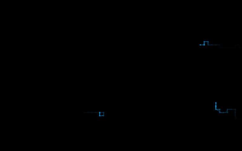 html5 canvas模拟磁场吸引动画特效