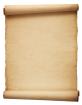 复古的牛皮纸透明背景素材psd下载