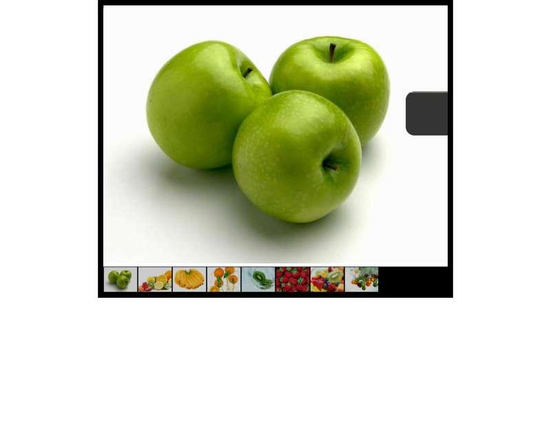 jQuery图片自动放大预览支持全屏播放的图片幻灯片代码