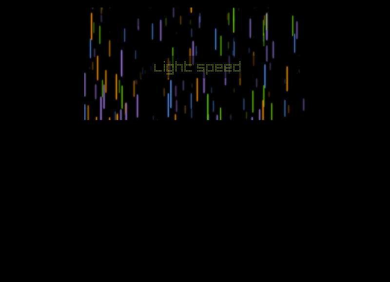 彩色光束向下散落flash动画下载