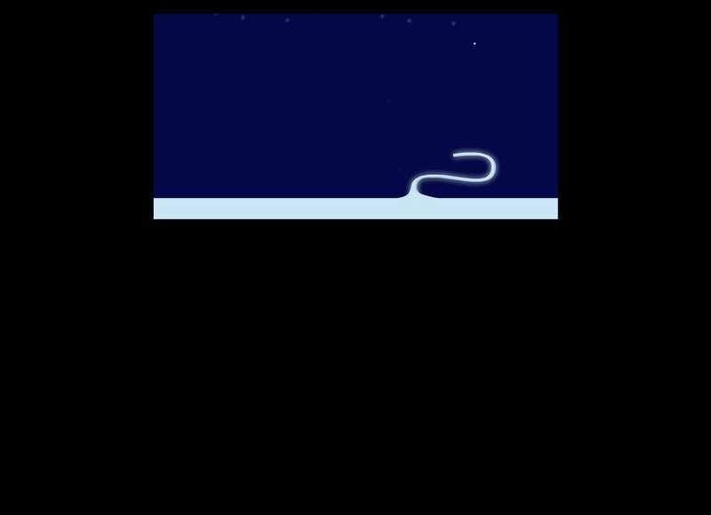 挂满铃铛的圣诞树flash动画素材
