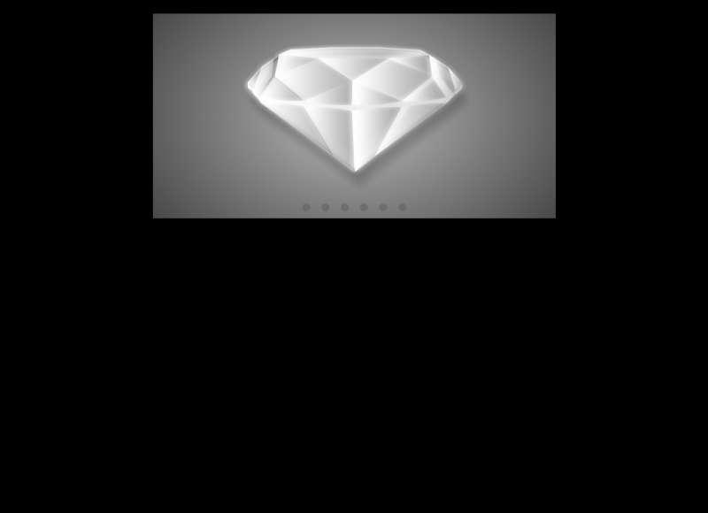 多款旋转的水晶钻石flash动画素材
