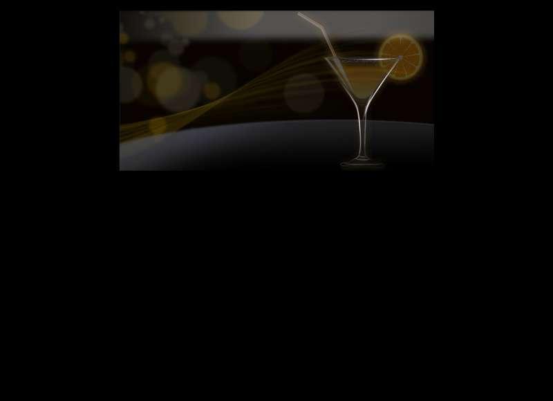 一杯橙汁flash动画素材