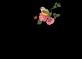 花上停着小鸟flash动画素材