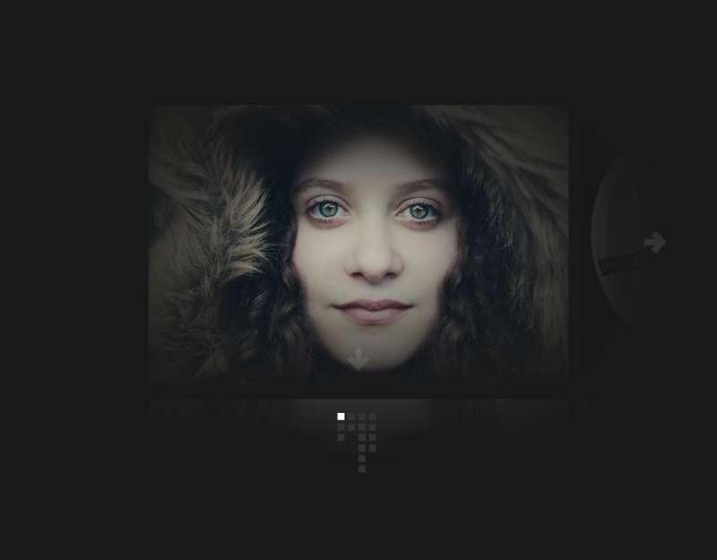 jquery組合圖像幻燈片上下左右滾動切換支持鍵盤圖片滾動