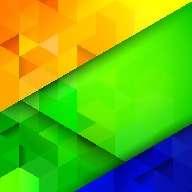 漂亮的彩色世界杯风格网站背景素材
