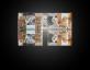jquery css3 3D万花筒图片相册展示特效