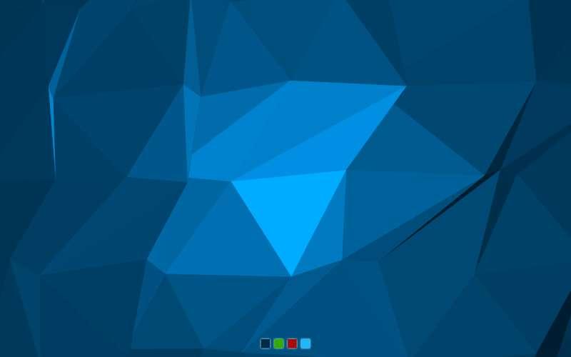 html5基于Canvas炫酷3D背景动画特效