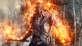 高清带火焰特效游戏人物图片素材下载