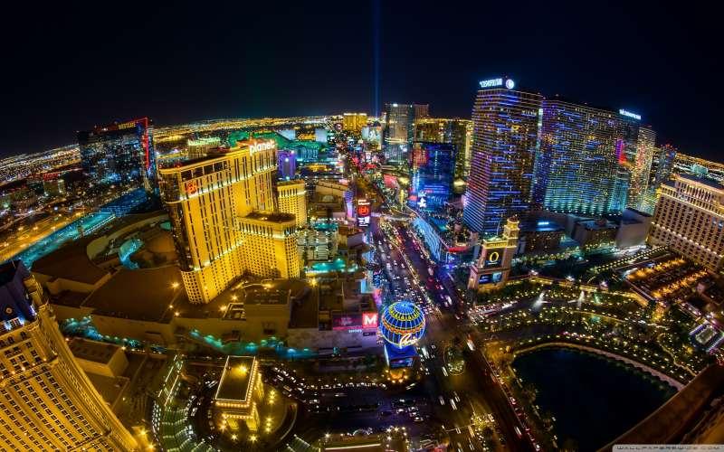 高清的繁华城市夜景图片素材下载