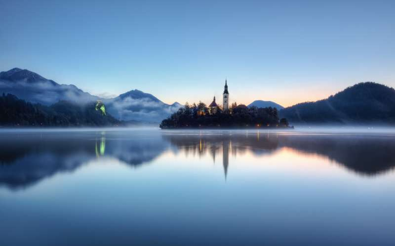 高清唯美的山水风景壁纸图片素材下载