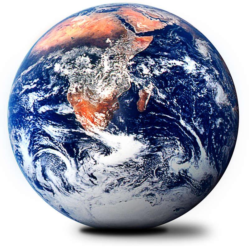 高清的3D地球图片素材下载