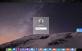 jquery web电脑桌面式个人主页登录模板