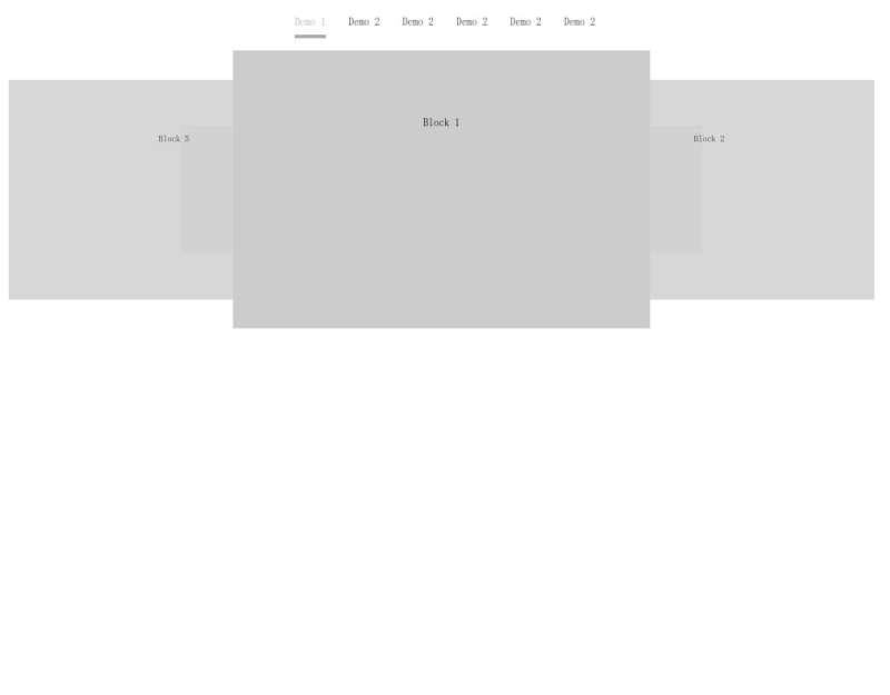 jquery.roundabout.js图片叠加3D旋转插件多功能图片翻转切换效果