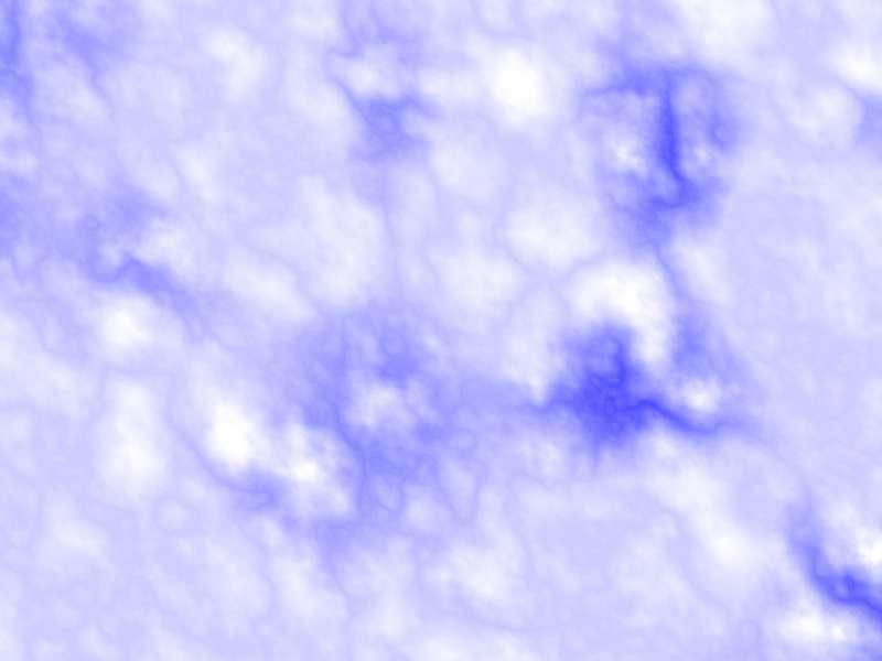 蓝色系云雾状液体背景动效